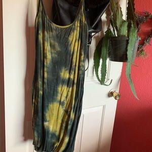 NEW tie dye fashion nova